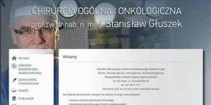 Profesor Stanisław Głuszek