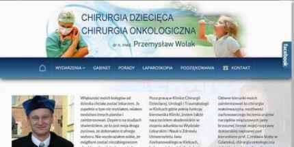 Dr Przemysław Wolak